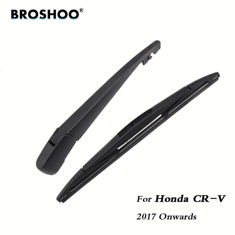 Задние щетки стеклоочистителя BROSHOO для Honda CR-V Hatchback (2017-) 305 мм, автомобильные аксессуары для лобового стекла