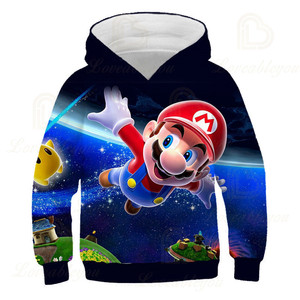 Image 1 - Children Hoodies Fashion Style Print Baby Hooded Sweatshirt Kids Jacket Boys Girs Coats Costumes Drop Shipping