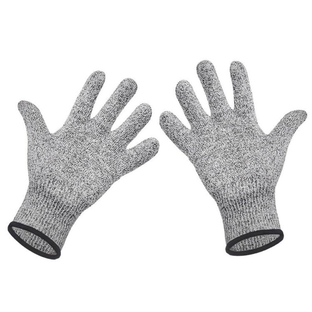 High-strength Grade Protection Safety Gloves Kitchen Cut For Fish Cutting Meat Resistant Cut Safety Gloves Gloves Anti R8J8