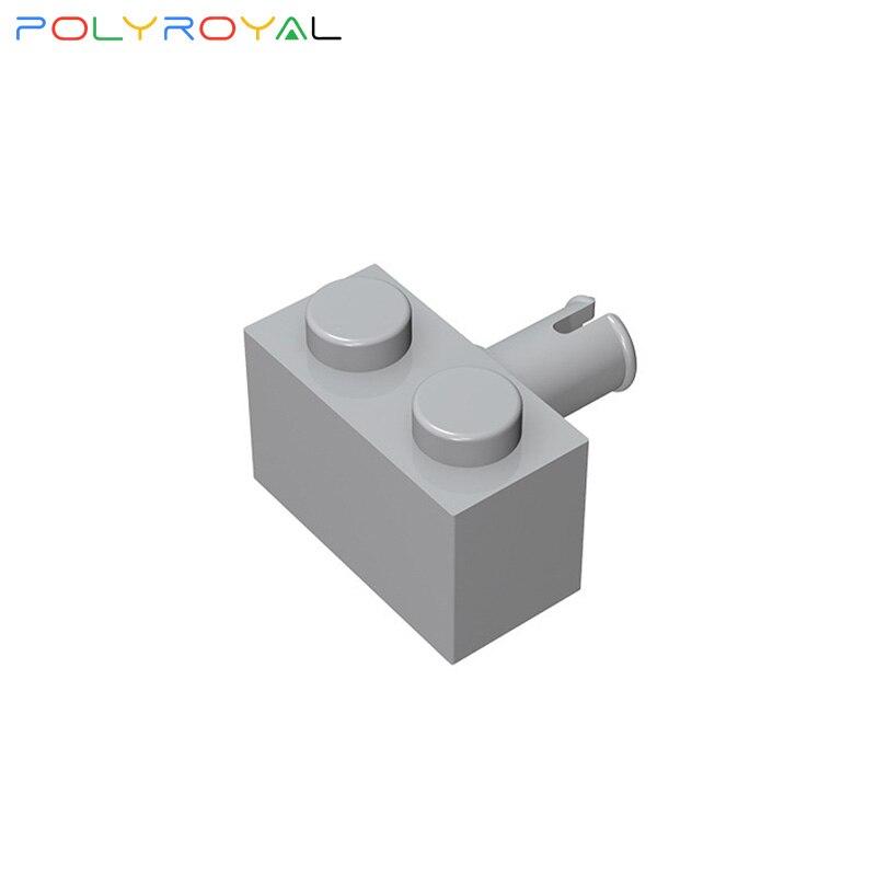 Конструктор technalal DIY 1x2 с болтом, 10 шт., совместимые сборы, детали al Moc, игрушка в подарок 2458