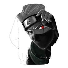 Naruto Sasuke Kakashi Hoodies 3D Print