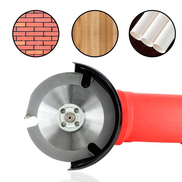 XCAN Angle Grinder Saw Blade 75/100/115/125/150/180/230mm Circular Saw Blade Carbide Tipped Blade Wood Cutting Disc