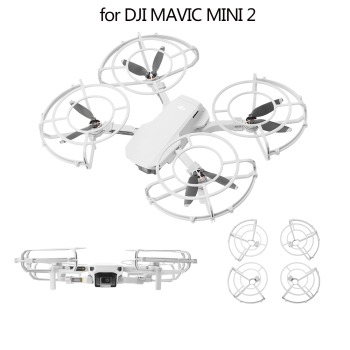 Propeller Guard for DJI Mavic Mini 2 Drone Quick Release Propeller Protective Ring Protector Cage for Mavic Mini 2 Accessories