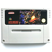 The King of Dragons for pal console 16bit  game cartidge EU Version