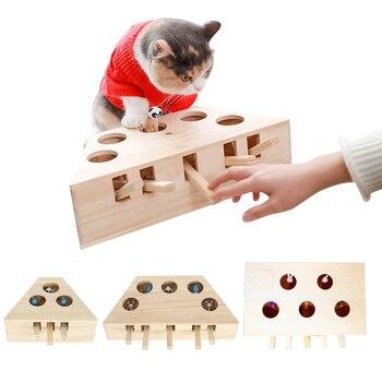 CAT WHACKING TOY BOX 1