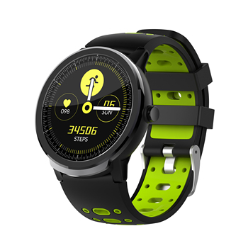 S10Pro Smart Watch Call Reminder Pedometer Sports Smart Band Round Full Touch Color Screen IP67 Waterproof Smartwatch