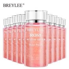 BREYLEE Rose Water Facial Toner Hyaluronic Acid Moisturizing Serum Hydrating Large Pores Anti-wrinkle Firming Dry Skin Care