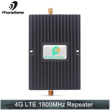 4g Lte Amplifier 1800MHZ Booster GSM Amplificador GSM 2g 4g Booster DCS 1800 Booster Mobile Phone Signal Amplifier Repeater 65dB