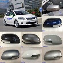 HengFei Auto zubehör Umkehr spiegel abdeckung für Toyota Auris 2009 ~ 2012 rückspiegel gehäuse Spiegel abdeckung Spiegel Shell