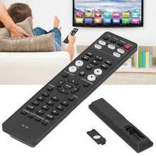 Regolatore compatto del nero dellabs della sostituzione del telecomando della TV del grande bottone di RC 1192 di RC 1159 RC 1228 universale