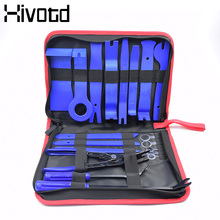 Hivotd car pry disassembly tools interior kits auto accessories car specail Door dashboard audio removal tool trim hand tool kit