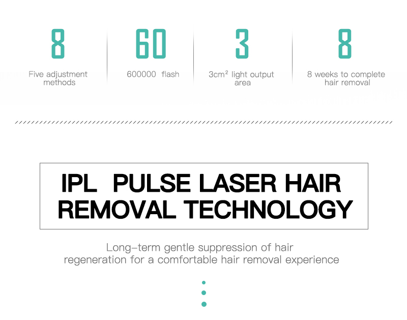 600000 flash profissional permanente ipl laser depilador
