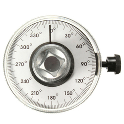 Samochód Auto miernik nachylenia klucz dynamometryczny 1/2 cal regulowany napęd sprzęt akcesoria w Przetworniki momentu od Samochody i motocykle na