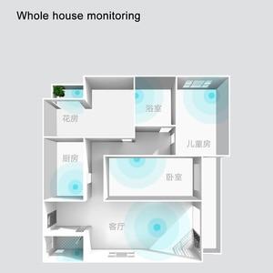 Image 4 - شاومي الذكية الرقمية ميزان الحرارة 2 Mijia بلوتوث درجة الحرارة الرطوبة الاستشعار الرطوبة متر شاشة LCD Mijia mi المنزل App