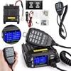 QYT KT-8900D Dual Band Quad Standby 5Tone 25W VHF UHF Car/Truck Ham Walkie Talkie Mobile Radio Transceiver