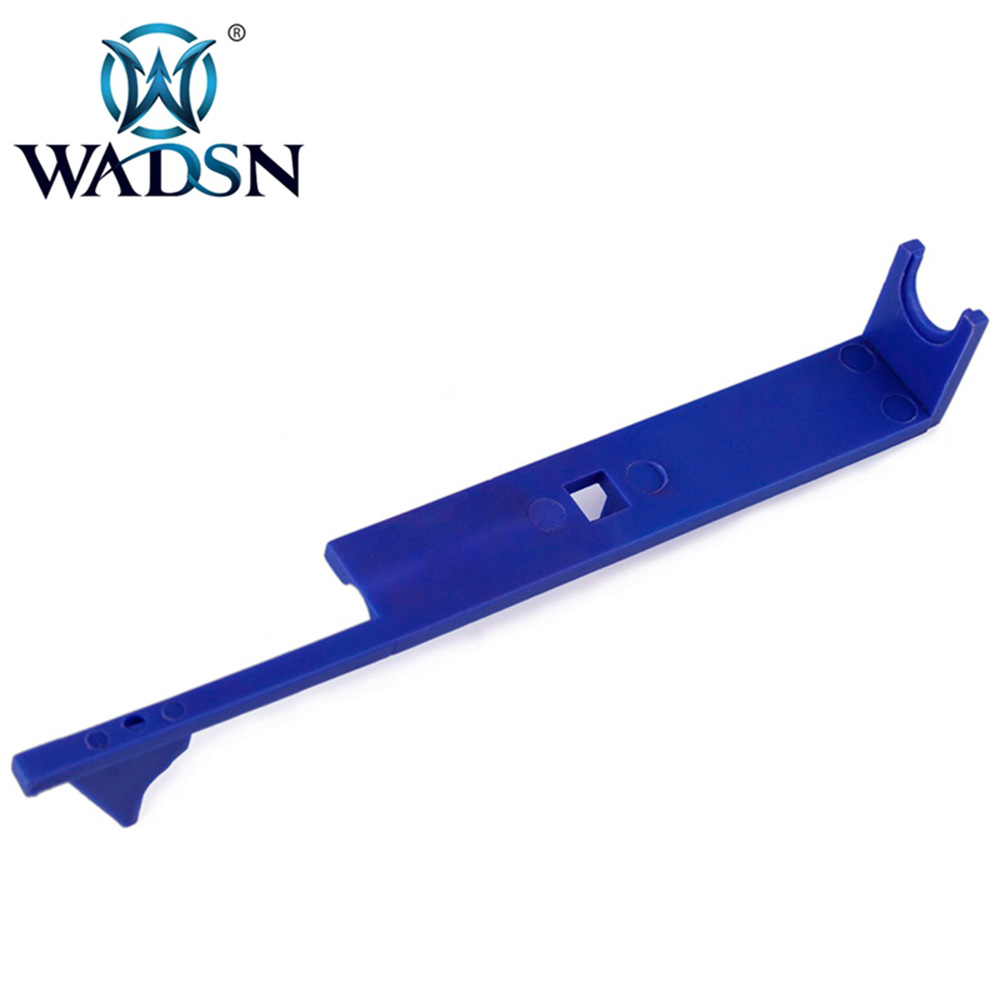 WADSN Tactical Reinforcement Tappet Plate For Ver.3 AEG Gearbox  Upgrading Airsoft Essential Part PO03038 Paintball Accessories