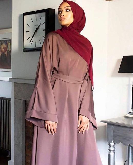 Фото мусульманин кафтан платье хиджаб абая дубайский кафтан marocain