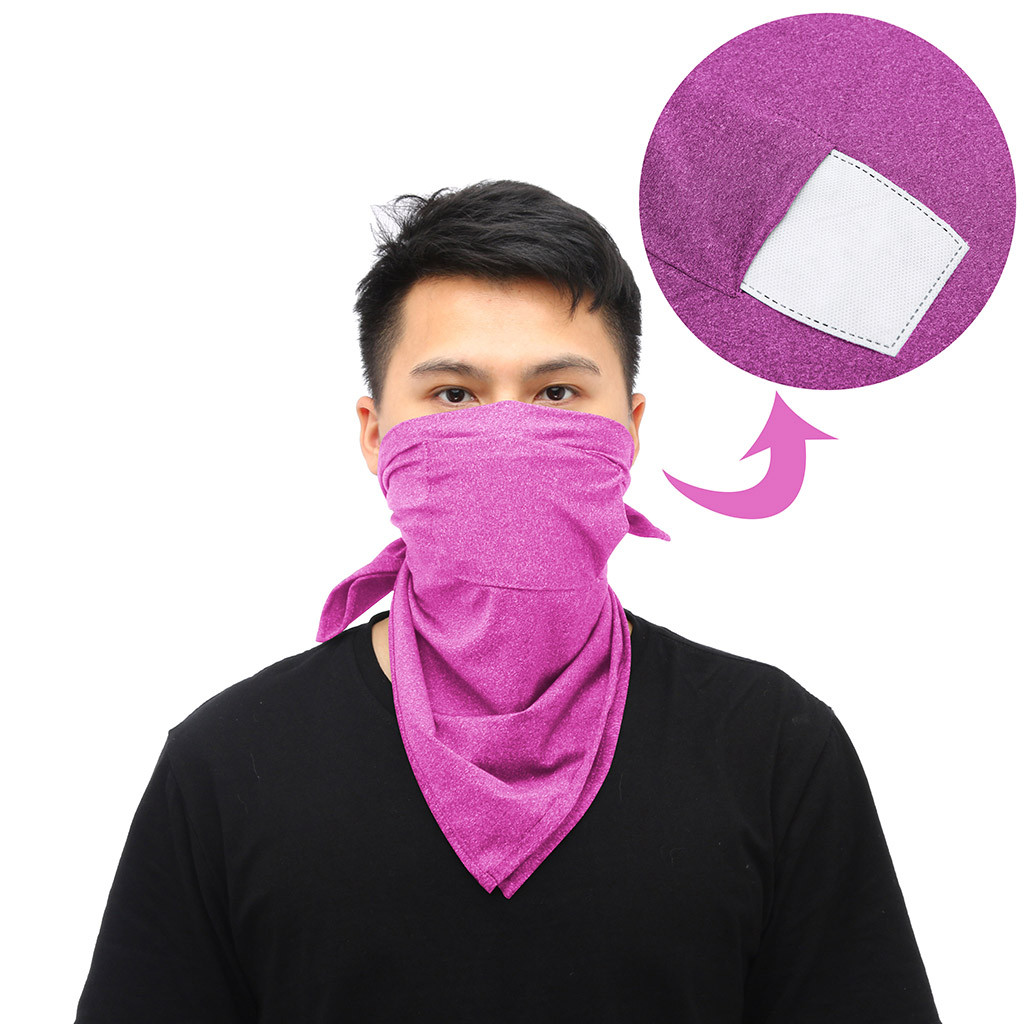 H61459150e4ea424da07ac9ed92f7c473v Multifunctional Head Scarf Maske Facemask Face Mouth Neck Cover With Safety Filter Mascarillas Washable Bandanas Reusable Scarf