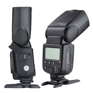 Image 5 - Godox TT600 GN60 Flaş Işığı Master Slave Speedlite 2.4G Kablosuz Sistem Canon Nikon Pentax Olympus için Fuji DSLR Kamera