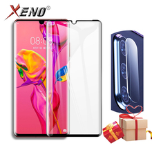 9D Front Tempered Glass For Huawei P30 Pro Lite Screen Protector Camera Lens Protective