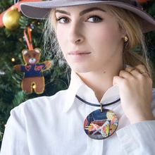 Totabc модное ожерелье с большим кулоном женская бижутерия чокер