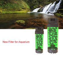Большой аквариумный фильтр резервуар для рыбы псевдоожиженный