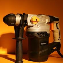 Rotary-Hammer Impact-Drill Multifunctional DEKO Electric 2000W DKRH32LD1 220V with BMC