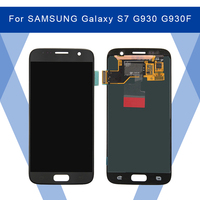 For SAMSUNG Galaxy S7 G930 G930F LCD AMOLED Display Screen+Touch Panel Digitizer Assembly For SAMSUNG Display Original