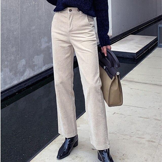 Ladies Work Trousers 1