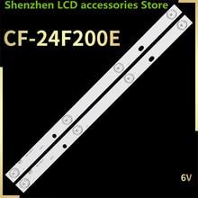 FOR  CF 24F200E     MS L1936   72 24D04 005 13   aluminium 100%new  LCD TV backlight bar