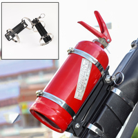 Set Car fire extinguisher holder For Jeep Wrangler TJ JK JL 1997 2019 5pcs Auto