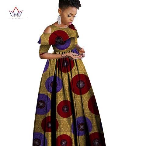 Купить новинка 2021 летние и осенние африканские платья для женщин