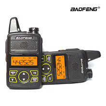 2 Stks/set Walkie Talkie BF-T1 Mini Radio Uhf Baofeng Fm Transceiver Met Ptt Oortelefoon Hotel Civiele Radio Comunicacion Radio(China)
