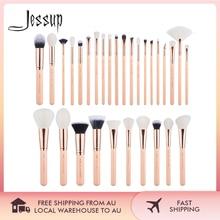 Jessup brushes 30PCS Makeup brushes set Beauty tools Cosmetic kits Make up brush POWDER FOUNDATION EYESHADOW BLUSH