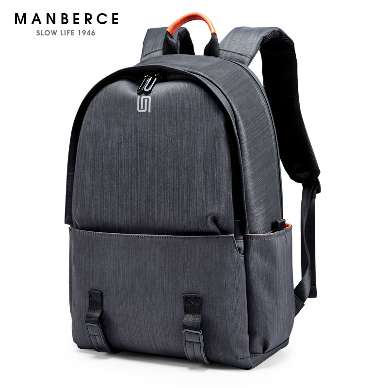 MANBERCE 2019 new style Fashion Rest Shoulder Pack Multifunctional Large Capacity USB charging Backpack free shipping