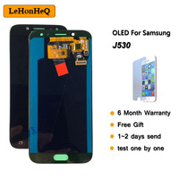 For Samsung Galaxy J5 2017 J530 J530F LCD Display Touch Screen Digitizer Assembly lcd for Samsung J5 Pro 2017 Display