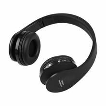 цена на Foldable Wireless Bluetooth Stereo Gaming Headphone Headset w/ Mic for Sony PS4