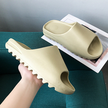 Coslony slippers for Men Fashion Summer Solid Color Casual Home Slipper Shoes Eva Non-slip Shoes Beach Slides shower slippers