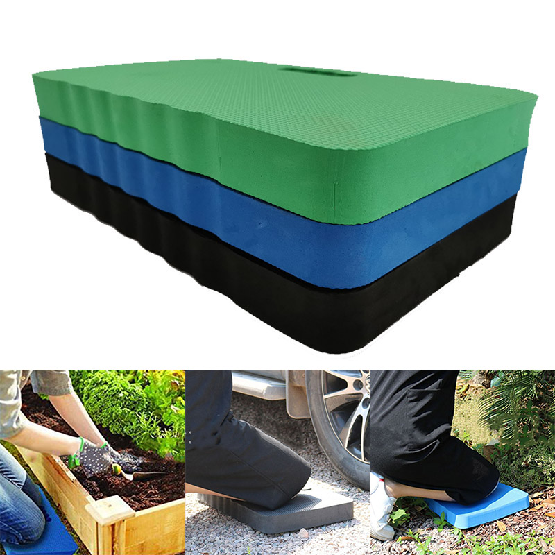 Gardening Mat With Handle Waterproof Knee Pads EVA Non-slip Thick Foam Mat Garden Decoration 100% High Quality Guarantee P7Ding