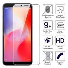 9H Tempered Glass For Xiaomi Redmi 6 Pro 6A 5 Plus 5A S2 K20 K30 Screen Protector Redmi Note 6 5 5A Pro Protective Glass Film