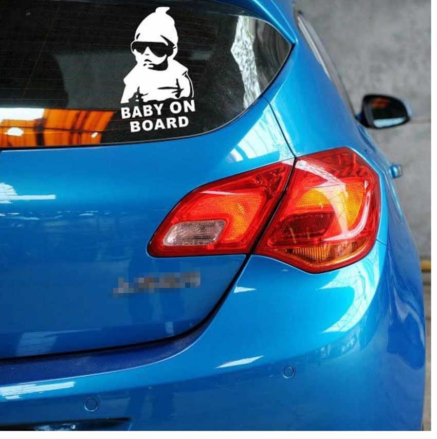 רכב מדבקת אופנה יפה תינוק על לוח עבור סאאב 9-3 9-5 9000 93 95 MG GT MG3 MG5 MG6 לדייהטסו terios סיריון yrv חידון בחרוזים