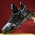 Мужская обувь, Новая удобная повседневная обувь, брендовая Молодежная Вулканизированная обувь, Баскетбольная обувь, кроссовки, спортивные ...