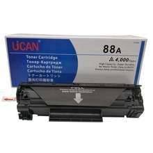 4000 страниц ucan 88a тонер картридж для hp laserjet p1007 p1008