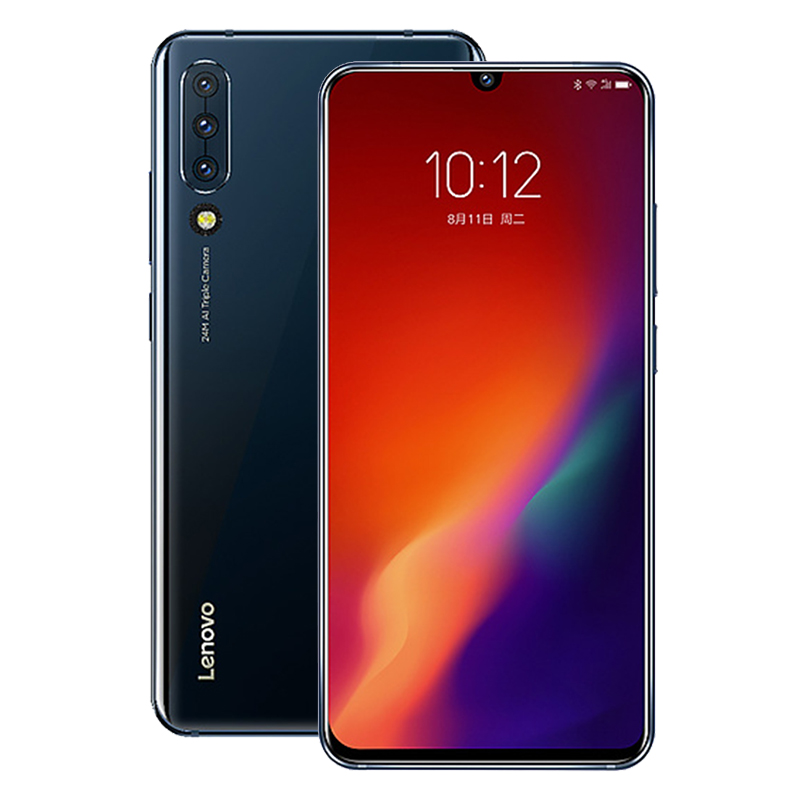 Lenovo Z6 6GB 128GB Blue 6.39