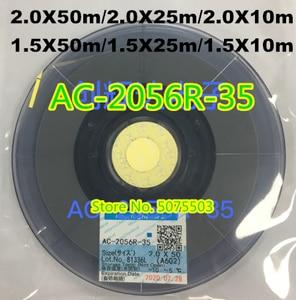 Image 1 - 1PCS ACF AC 2056R 35 PCB di Riparazione del NASTRO 1.5/2.0MM * 10M/25M/50M nuova Data di trasporto libero