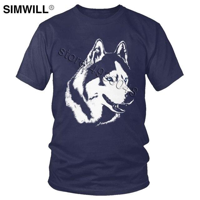 I love my pet LOVE Siberian Husky - Siberian Husky Lover shirt Unisex Z61 Premium Short Sleeve T-Shirt I love my dog tee
