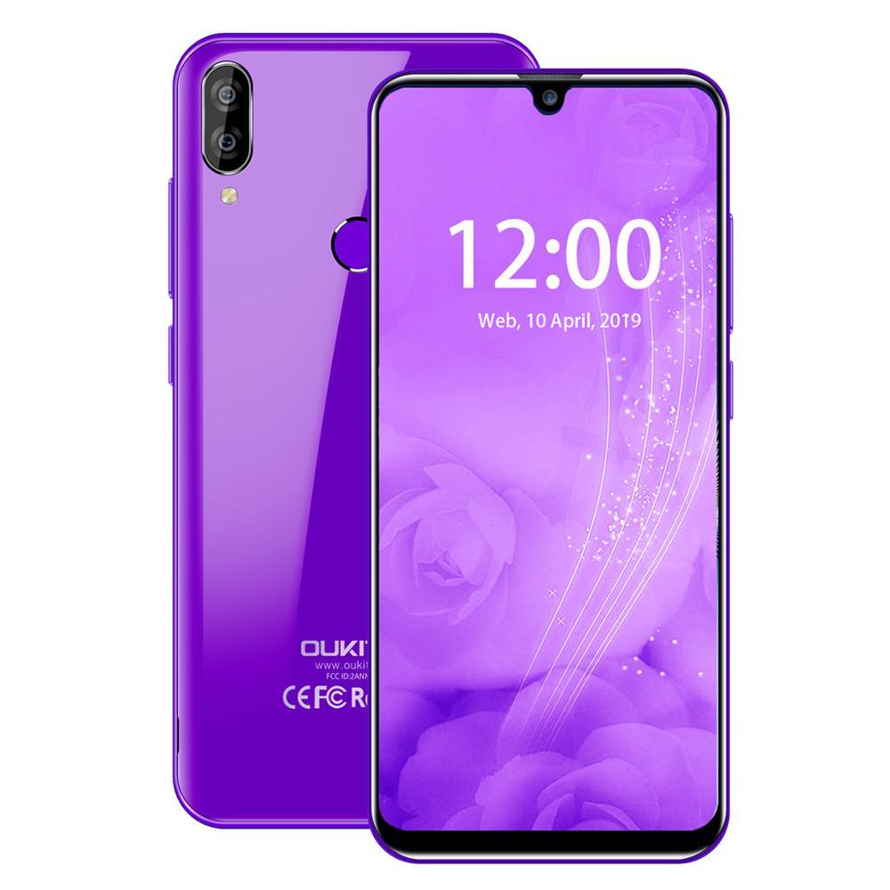 מדיחי כלים OUKITEL C16 נייד טלפון אנדרואיד 9.0 Quad Core 2G RAM 16G ROM נייד 2600mAh Dual מצלמה נעילת 5.71 אינץ Smartphone (5)