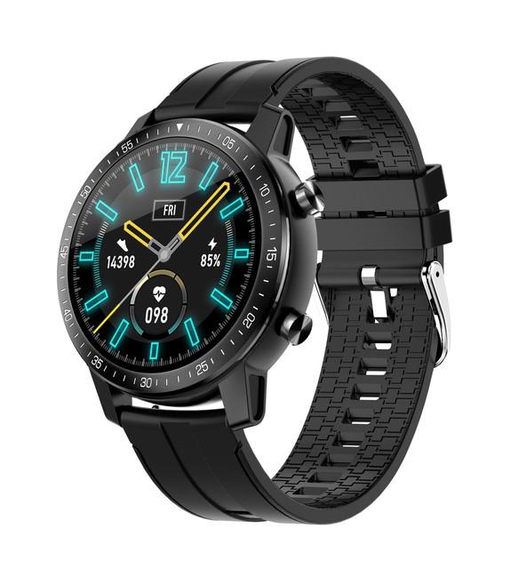 SENBONO 2020 S30 Heart Rate/Blood Pressure Monitoring Smart Watch IP68 Waterproof Men's and Women's Sport Tracker Smart Bracelet 1