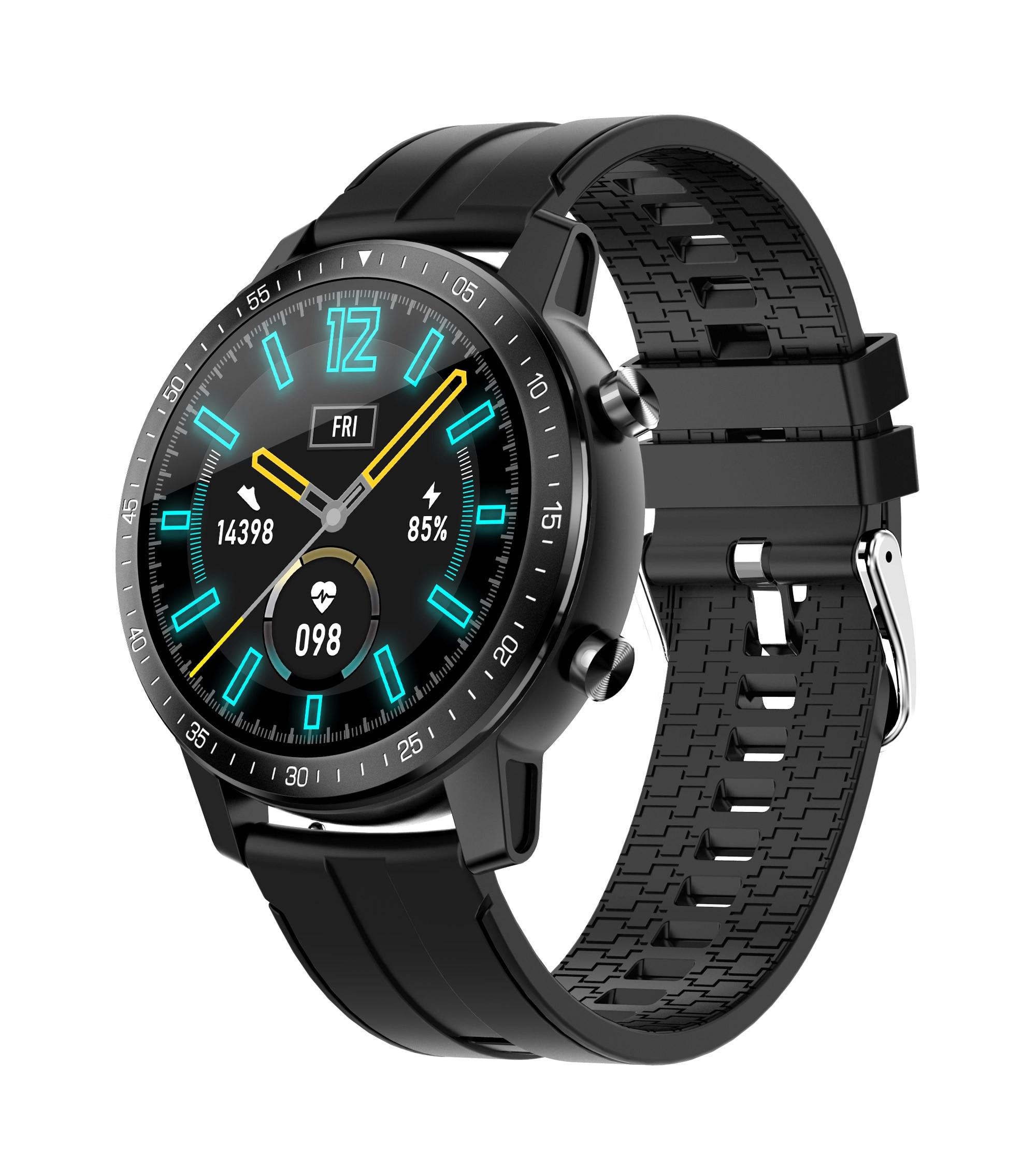 SENBONO 2020 S30 Heart Rate Blood Pressure Monitoring Smart Watch IP68 Waterproof Men s and Women s Sport Tracker Smart Bracelet