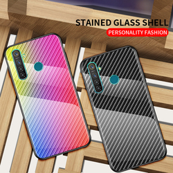 На Алиэкспресс купить стекло для смартфона tempered glass phone case for google pixel 4 colorful case for google pixel 4 xl protective gradient back cover coque shell